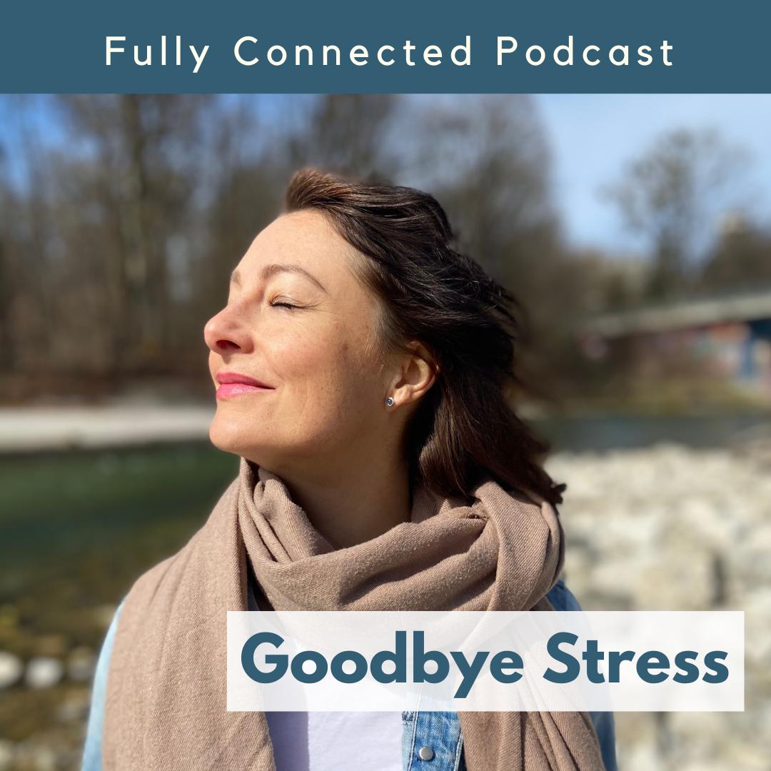Goodbye Stress Tipps, Stress Symptome und Hiflsmittel für Stressabbau Podcast