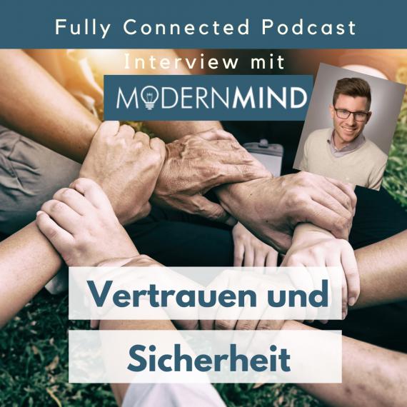 Interview mit Markus von modernmind – Wie du das Gefühl von Sicherheit und Vertrauen in dein Leben integrierst #60